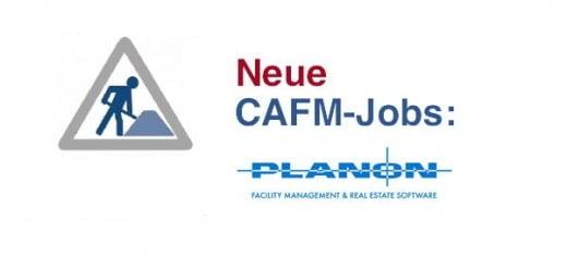 Planon sucht aktuell einen CAFM-Sales Manager für Norddeutschland