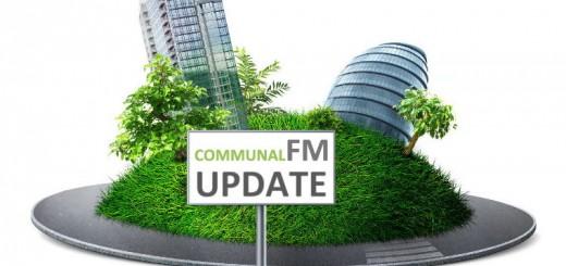 communalFM hat für diese Woche ein Update seiner Software angekündigt