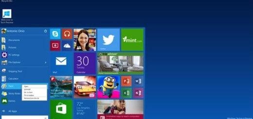 Microsoft hat eine Testversion von Windows 10 online gestellt