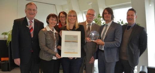 Infoma Innovationspreis 2014 - Preisträger