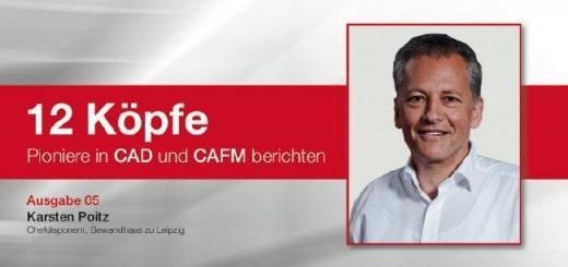Karsten Potz vom Gewandhaus Leipzig setzt die Reihe 12 Köpfe von pit-cup fort - durch Event-Management mit CAFM-Software