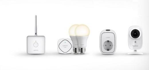 Auch Belkin hat Geräte zur Hausautomation im Angebot