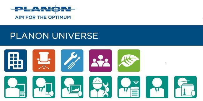 Mit ihrer jüngsten Software-Generation Planon Universe setzen die Niederländer auf Benutzerfreundlichkeit und Flexibilität