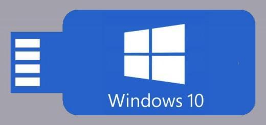 Klein, stark, blau: Windows 10 soll in den USA auch auf USB-Sticks erhältlich sein.