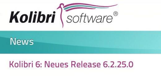 Kolibri Software hat seiner CAFM-Lösung ein Update spendiert