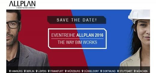 To BIM or not to BIM? - Diese Frage will Allplan mit seiner Städtetour zu klären helfen