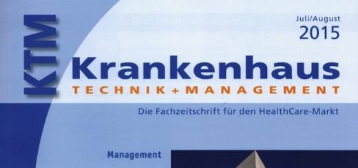 Über CAFM im ZI Mannheim berichtet die aktuelle Ausgabe der KTM