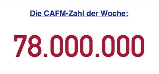 Mehr als 78 Millionen Quadratmeter BGF sind die Basis des FM Benchmarking Berichts und damit der GEFMA Richtlinie zum Benchmarking