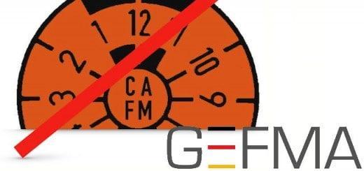 Ermunterung zur Lücke: Die GEFMA 444 ist nicht der CAFM-TÜV