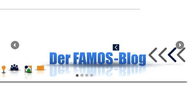 Einfach Famos - unter dieser Webadresse hat Kessler Solutions seinen CAFM-Blog gestartet