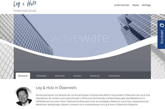 Die Loy & Hutz International startet nun auch offiziell im österreichischen Markt durch