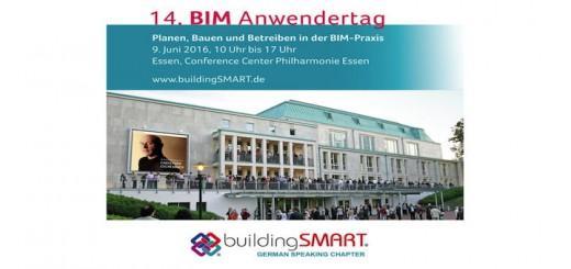 Im Conference Center Philharmonie Essen findet am 9. Juni das 14. BIM-Anwendertreffen von buildingSMART statt