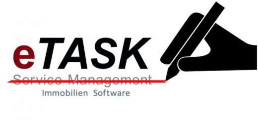 eTASK hat umfirmiert in eTASK Immobilien Software
