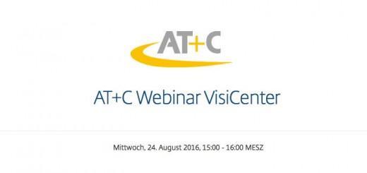 Ende August stellt AT+C seine neue Software VisiCenter für die Verwaltung von Rechenzentren vor