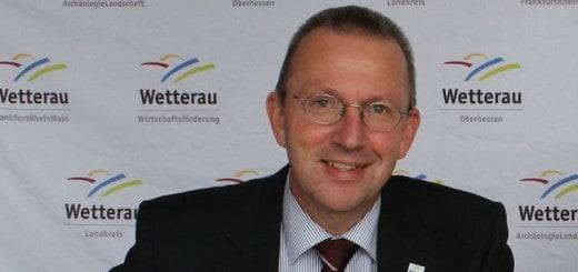 Landrat Joachim Arnold , Wetteraukreis