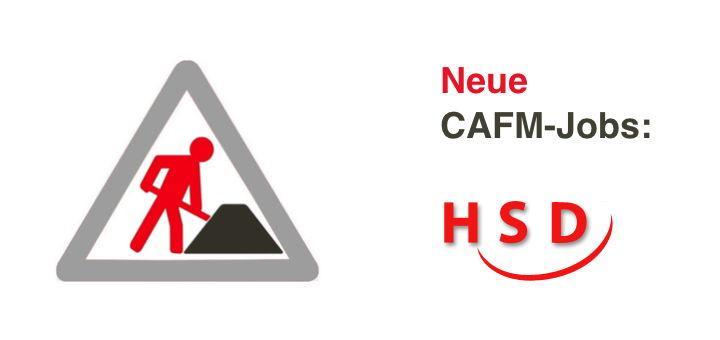 HSD sucht aktuell einen Projektmanager CAFM