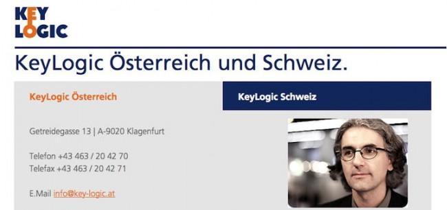 KeyLogic ist jetzt auch mit Niederlassungen in Österreich und der Schweiz vertreten