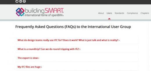 Die International User Group von buildingSMART hat die zehn häufigsten Fragen zu openBIM und IFC auf ihrer Website als FAQ zusammen getragen und beantwortet