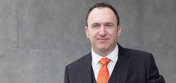 Richard Brotherton ist seit dem 1. Februar 2017 neuer Geschäftsführer bei Allplan