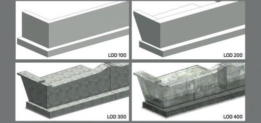 Auch das Thema Level of Detail (LOD) erläutert das BIM-Whitepaper von Allplan
