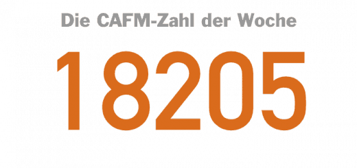 Die CAFM-Zahl der Woche ist die 18205, denn CAFM kann die in der DIN 18205 geregelte Bedarfsplanung im Bauwesen flankieren