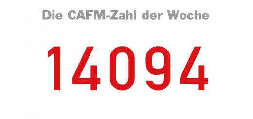 Die CAFM-Zahl der Woche ist die 14094 für die ebenso bezifferte DIN zu Notleitern und Rettungswegen von Dächern