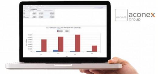 Conject hat das Modul Energie für ConjectFM erweitert und die vorgegebenen Standards um Kundenwünsche ergänzt