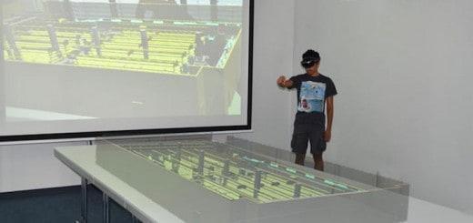 speedikon bringt BIM-Modelle in die HoloLens
