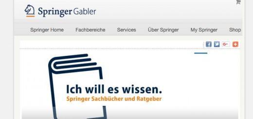 ratgeber mit fußangel - springer gabler bietet open access publikationen an