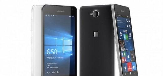 Nach dem Aus für Lumia bei Microsoft folgt jetzt der mobile Teil des Betriebssystems Windows 10