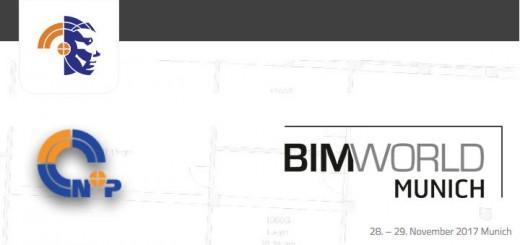 N+P Informationssysteme ist mit Spartacus FM auf der kommenden BIM World Munich vertreten
