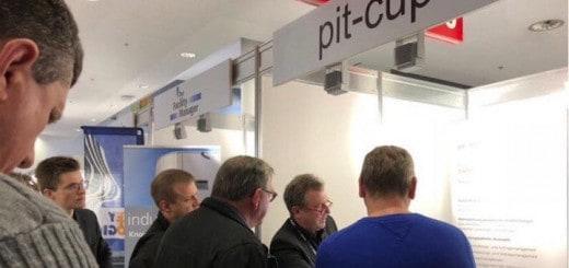 Machten schon BIM, als es noch gar nicht BIM hieß: pit-cup