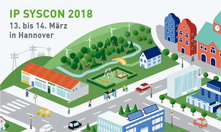 An zwei Tagen im März liefert der Kongress IP Syscon 2018 wieder vielfältige Beiträge rund um GIS und CAFM