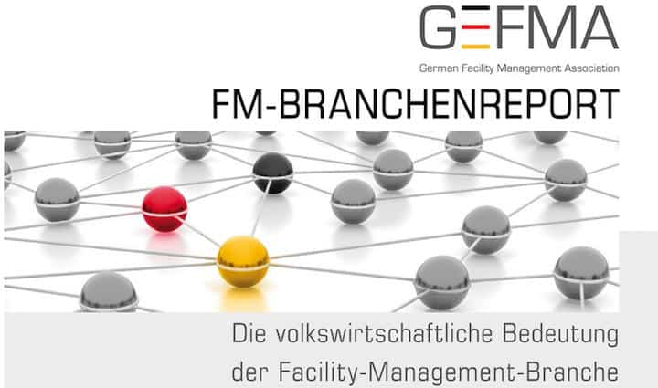Am ersten Tag der INservFM 2018stellt die GEFMA den Branchenreport Facility Management 2018 vor