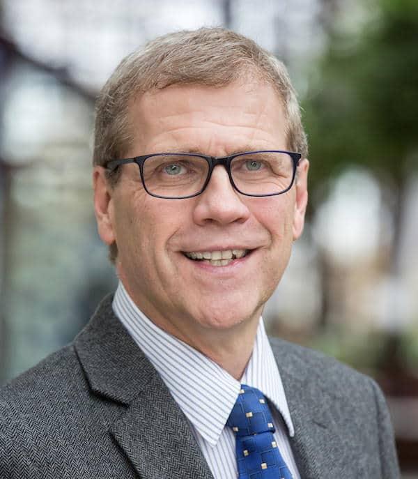 Prof. Michael May ist jetzt zum deutschen EuroFM-Botschafter ernannt worden