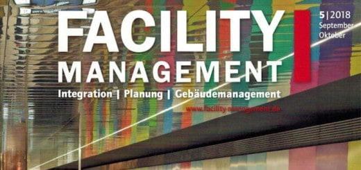 BIM im CAFM ist ein Thema in der aktuellen Ausgabe der Fachzeitschrift Facility Management