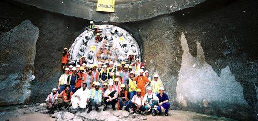 Am Beispiel eines Tunnelbau-Projekts von Strabag und Züblin zeigt Newforma im Rahmen der BIM World Munich, was PIM-Software leisten kann