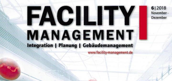 IT-Sicherheit ist ein Thema in der aktuellen Facility Management