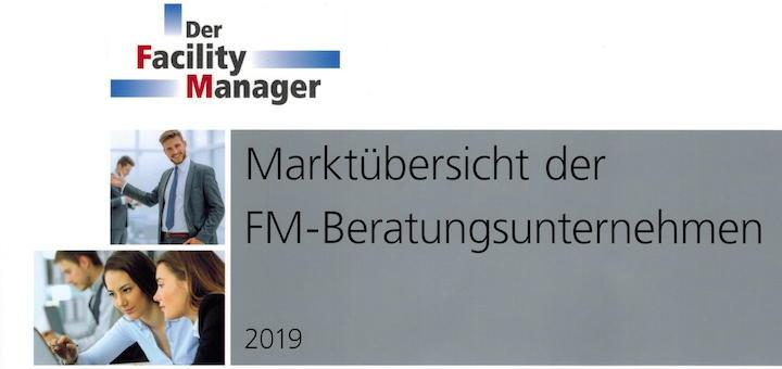 29 Anbieter versammelt die aktualisierte Ausgabe des Marktführers FM-Beratungsunternehmen
