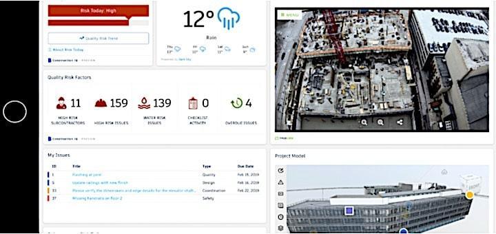 Mit dem neuen Construction IQ will Autodesk die Qualitätssicherung in BIM-Projekten verbessernd