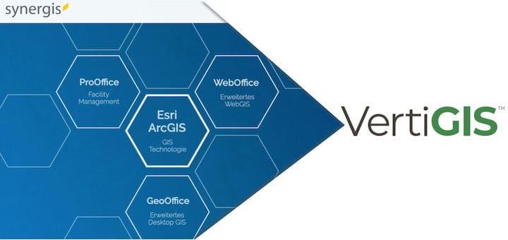 Der neu gegründete GIS-Spezialist VertiGIS hat jetzt auch Synergis übernommen